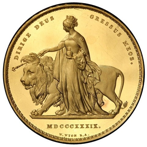 1839-5-pounds-una-and-the-lion-m62-reverse