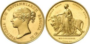 Una-and-the-lion-1839-5-pound-gold-coin